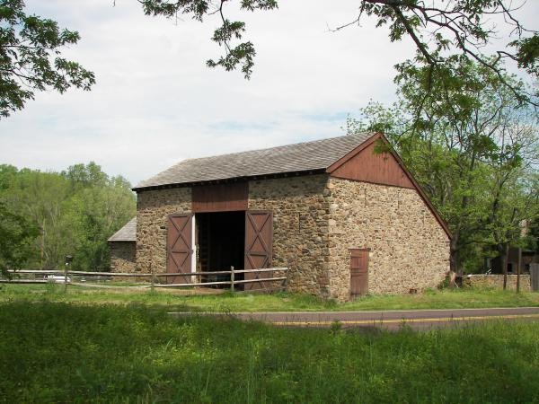 Thompson-Neely Barn