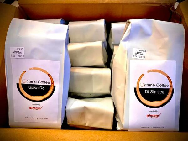 Octane Social House - Gimme Coffee