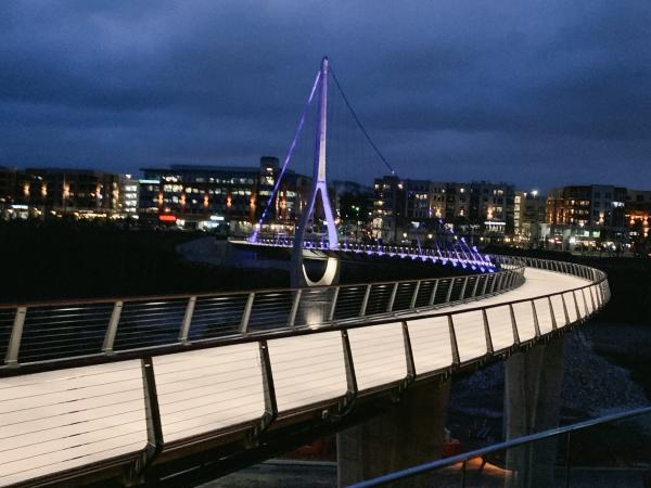 The Dublin Link View - The Pearl
