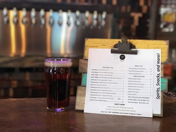 Vine & Tap O'Shag Irish Red