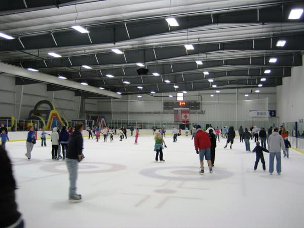 Parkview Icehouse - Ice Skating in Fort Wayne