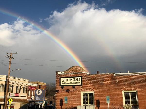 CC rainbow