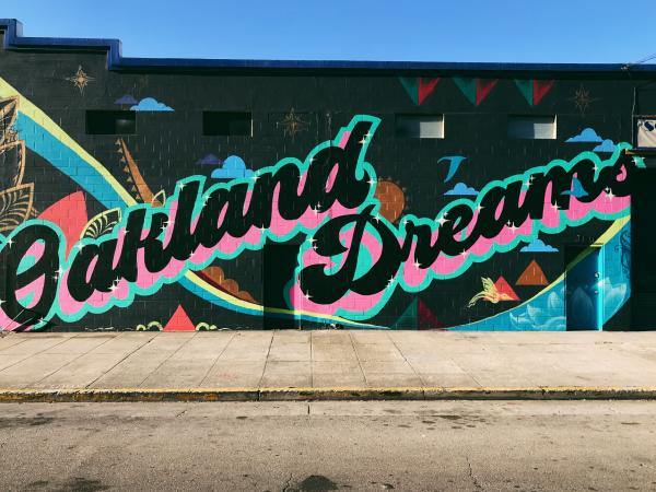 Oakland Dreams Mural