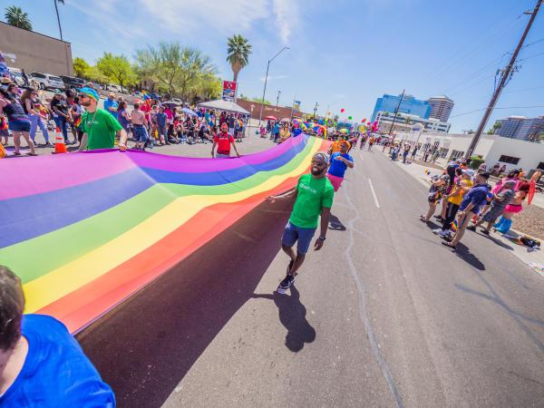 Phoenix Pride Parade 2018
