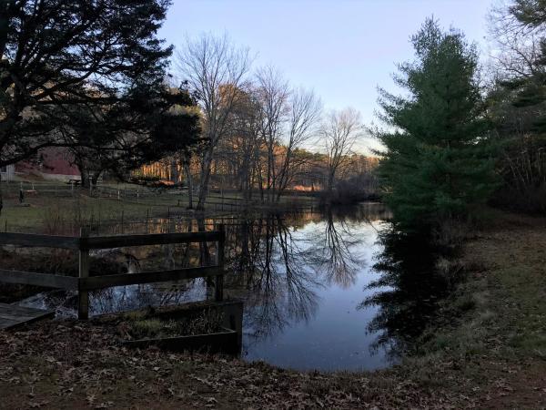 Grace Note Farm Pond