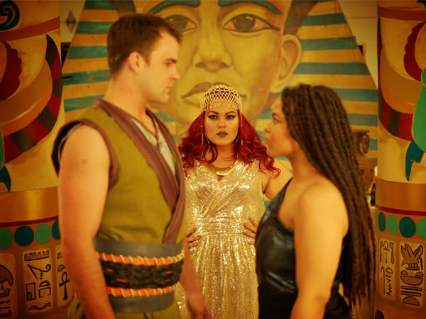 Aida at SCERA