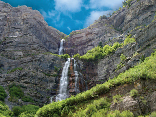 Free & Cheap Things to Do in Utah Valley - Bridal Veil Falls
