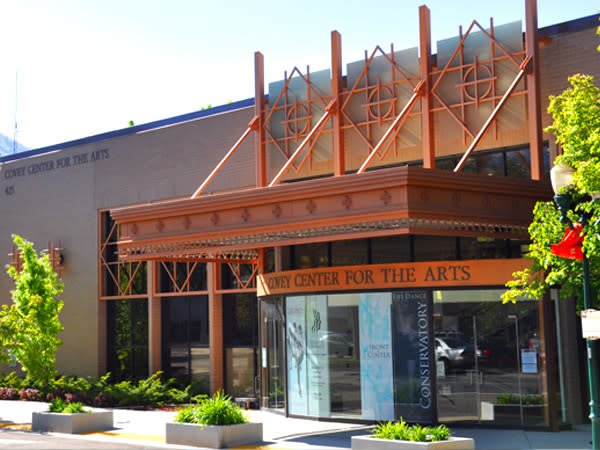 Free & Cheap Things in Utah Valley - Covey Center Gallery