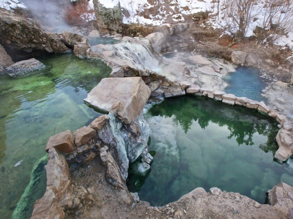 Free & Cheap Things to Do in Utah Valley - Hot Springs