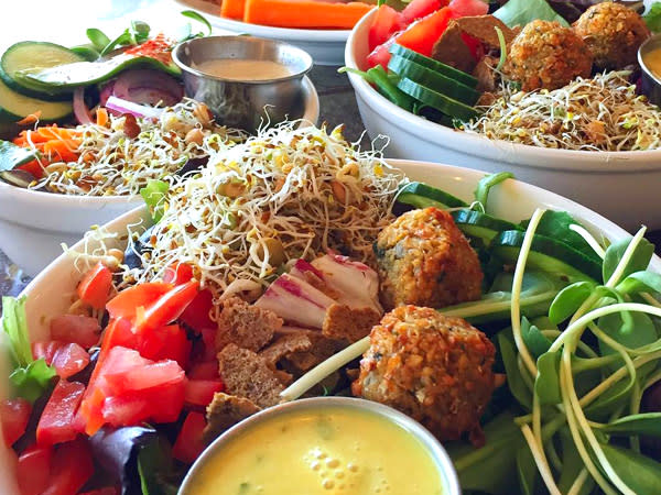 Diet-Friendly Restaurants in Utah Valley - Ginger's Garden Cafe