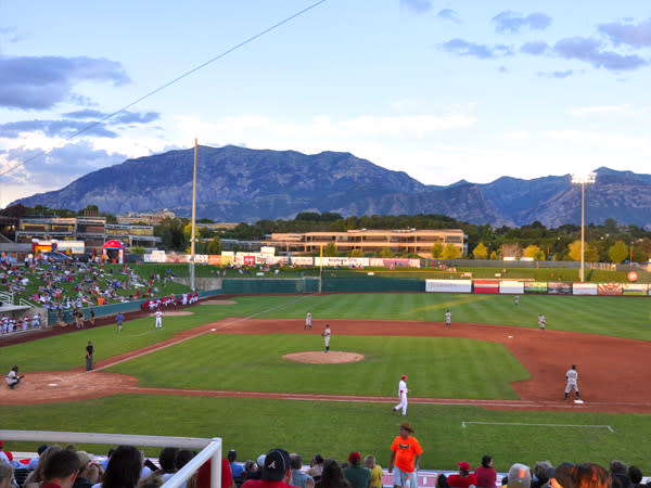 Free & Cheap Things to Do in Utah Valley - Baseball game