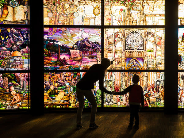 Free & Cheap Things to Do in Utah Valley - Stained Glass