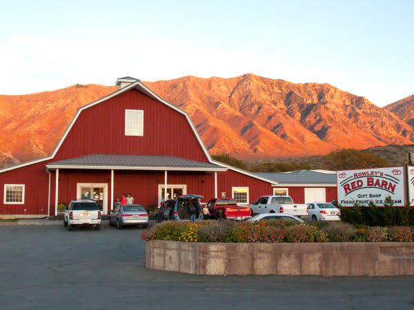 Free & Cheap Things to Do in Utah Valley - Rowley's Red Barn
