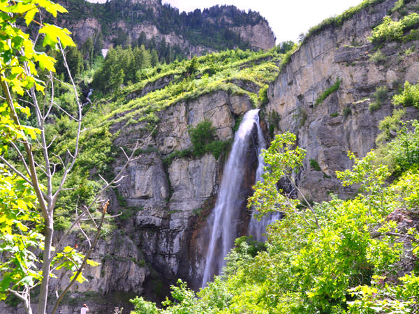 Free & Cheap Things to Do in Utah Valley - Stewart Falls