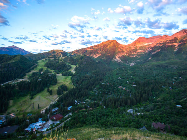 Free & Cheap Things to Do in Utah Valley - Walk around Sundance