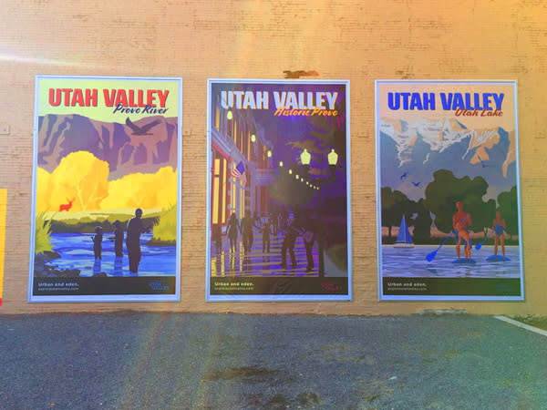 Free & Cheap Things to Do in Utah Valley - Mural Hunt