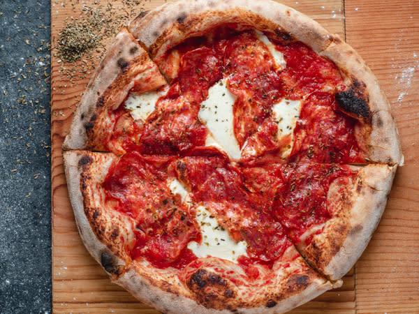 Mozz Pizza