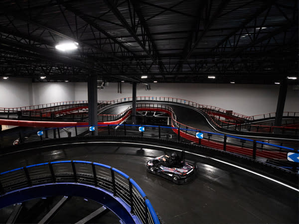 The Grid racetrack