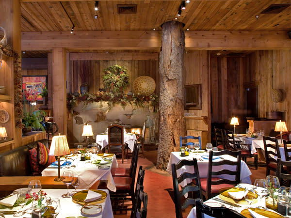 Tree Room at Sundance Mountain Resort
