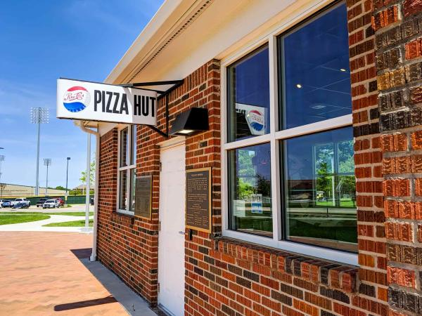 Pizza Hut Museum in Wichita