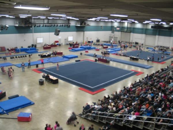 Gymnastics at DCC