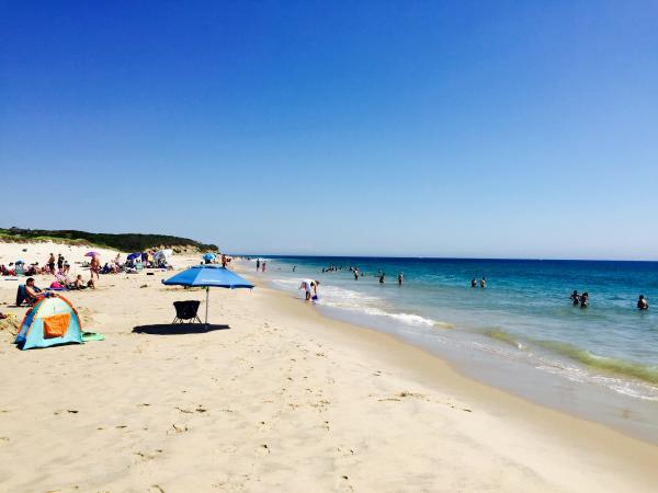 Block Island Beaches