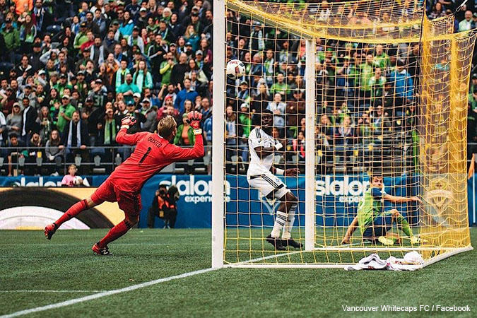 Vancouver Whitecaps FC: Ousted Save