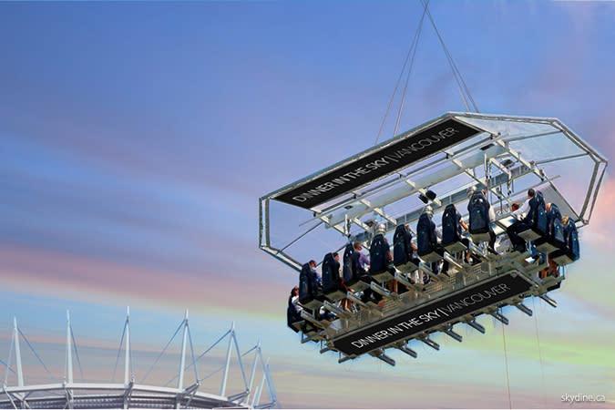 Sky Dine Vancouver