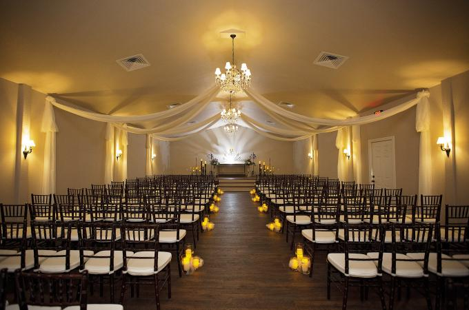 Candlelit Chapel