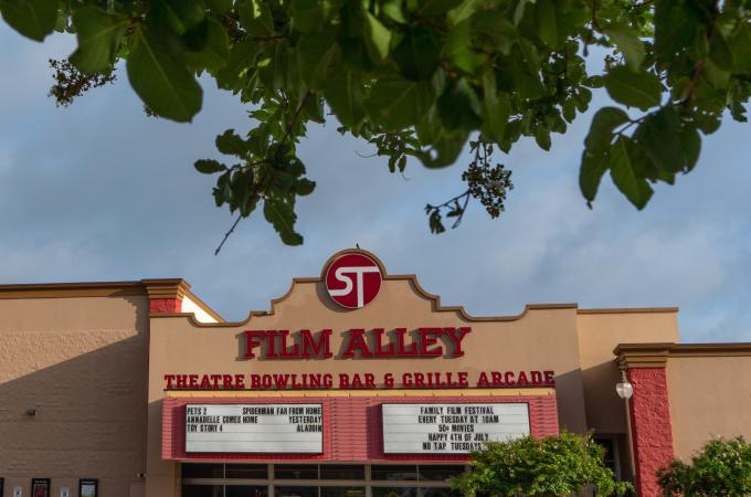 Film Alley Bastrop