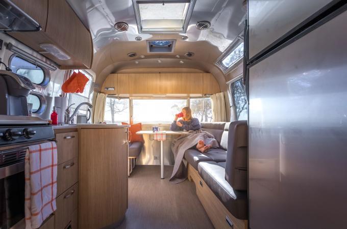 Airstream Interior