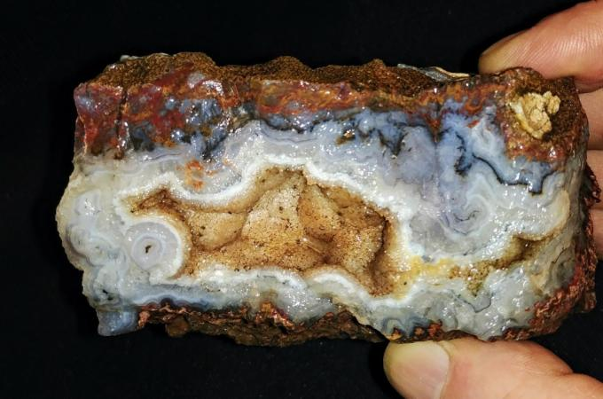Rough Agate