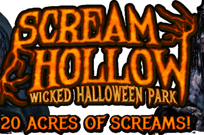 Scream Hollow Logo