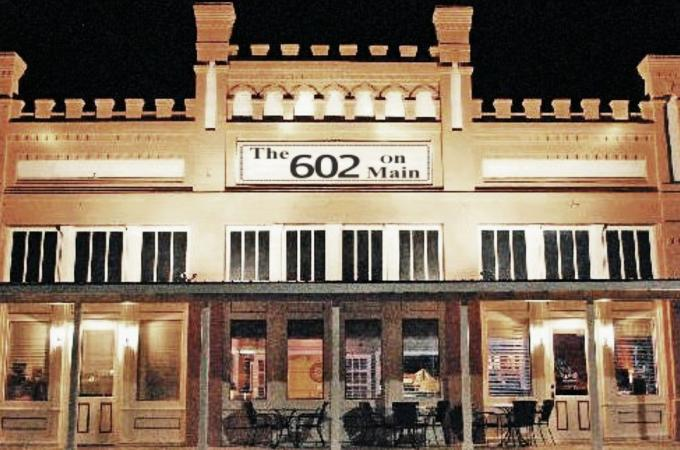 The 602 on Main Image facade