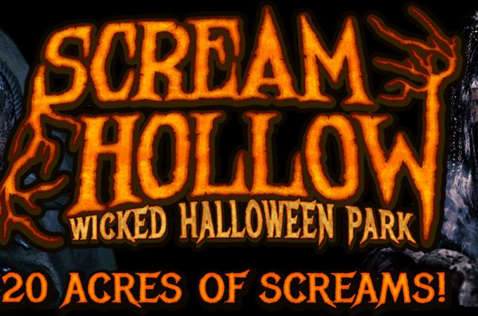 Scream Hollow Logo