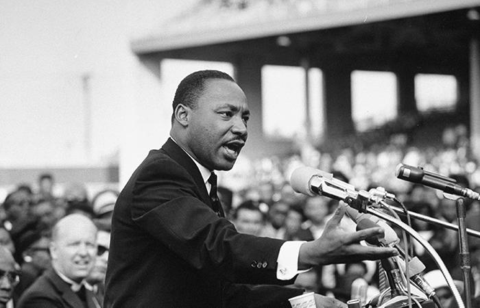 Photographic Celebration of Martin Luther King