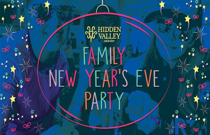 Hidden Valley Resort New Year's Eve Party