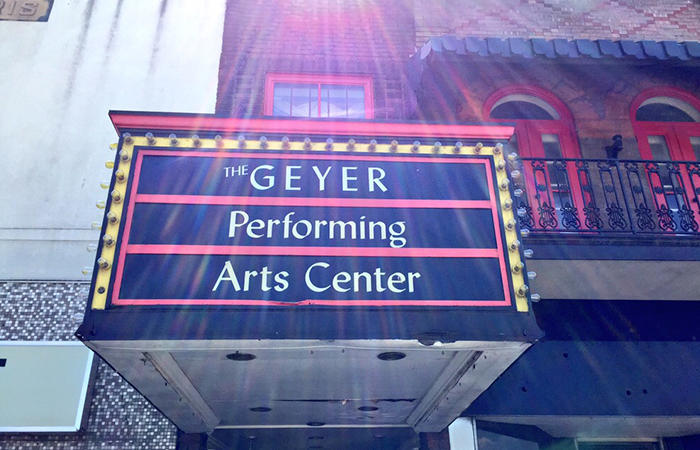 Geyer Peforming Arts Center