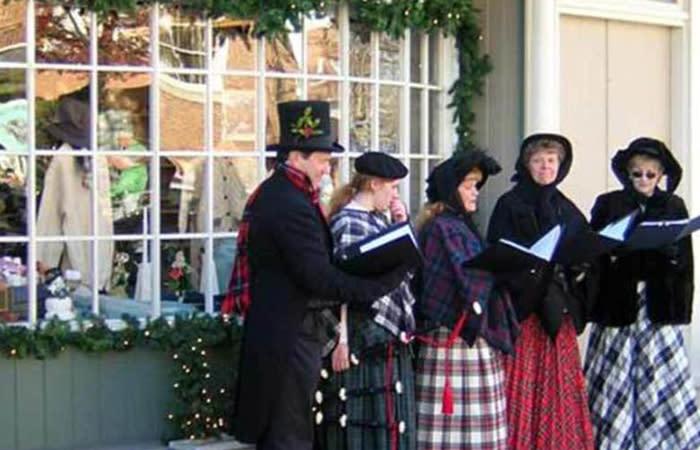 Ligonier Christmas Carolers
