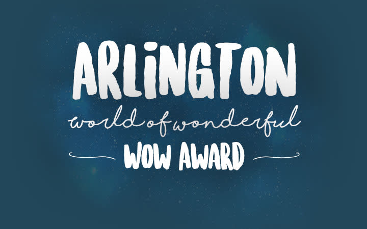 Arlington World of Wonderful Awards