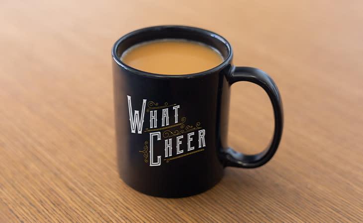 What Cheer Mug