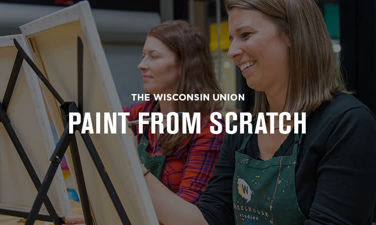 Wisconsin Union Paint Madison Essential Madison Experience