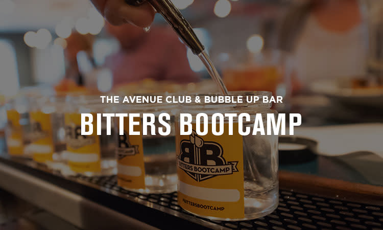 Bitters Boot Camp Essential Madison Experience