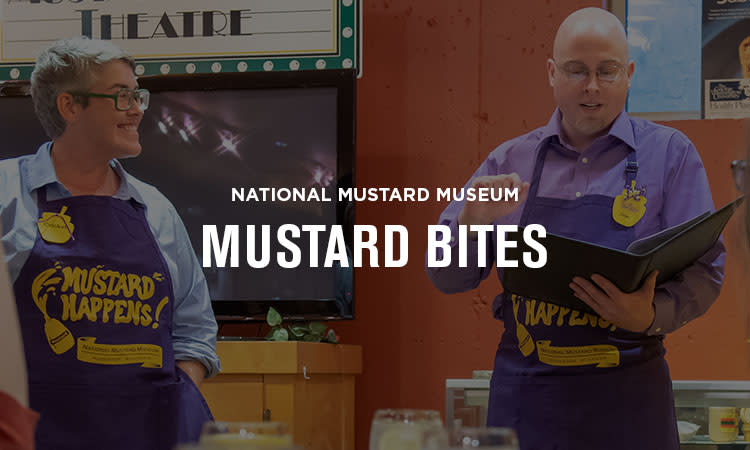 National Mustard Museum Mustard Bites Essential Madison Experience