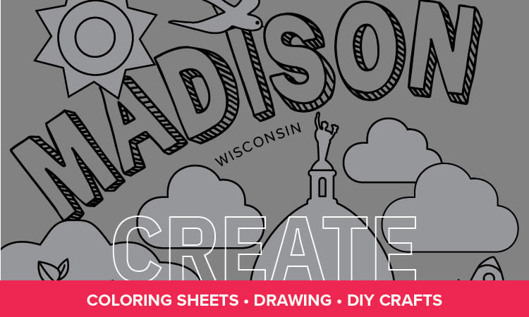 Create: Coloring Sheets, Drawing and DIY Crafts