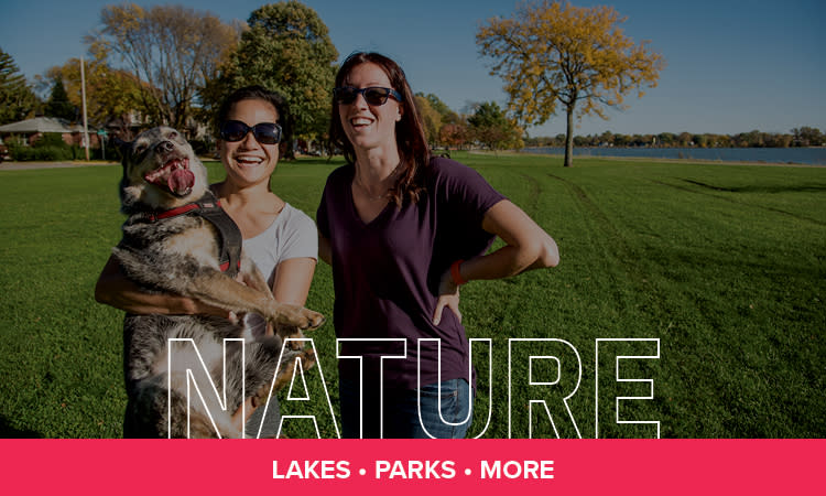 Nature: Lakes, Parks and More
