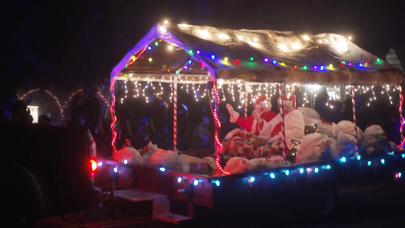Coburg Light Parade by Eugene, Cascades & Coast