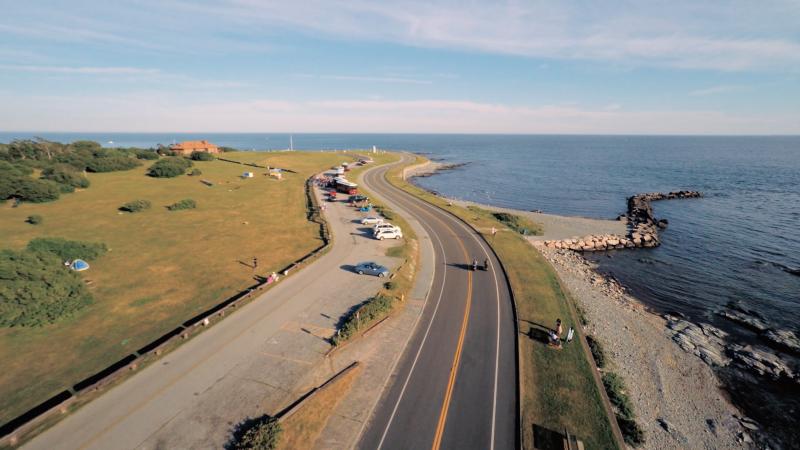 Ocean Drive Drone