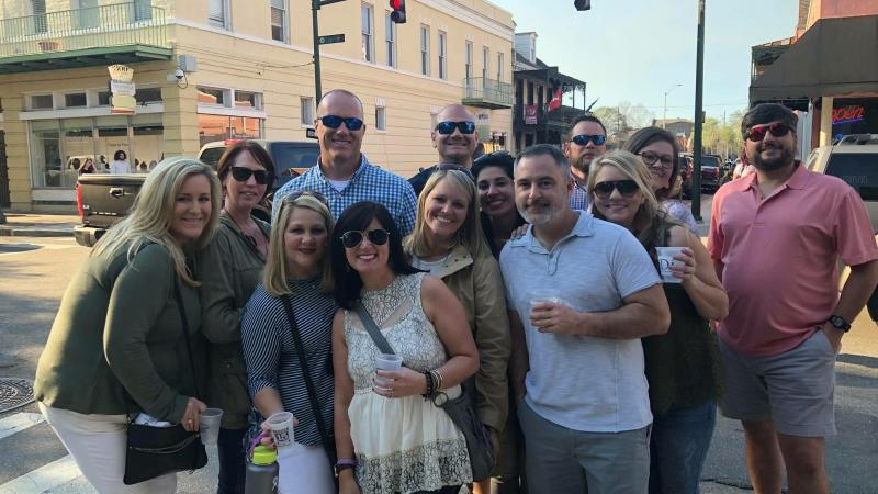Bienville Bites Food Tour