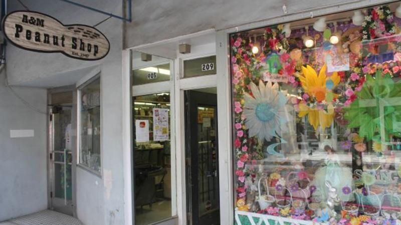 A & M Peanut Shop